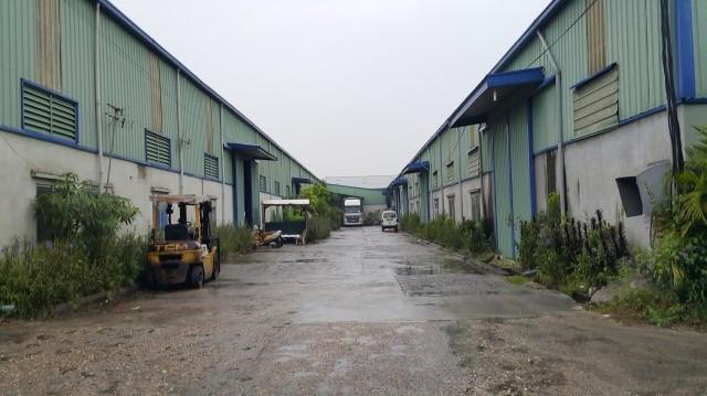 Nhà Xưởng Công Ty